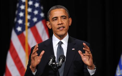 Ρόμπιν Γουίλιαμς: Συγκλονισμένος ο Μπαράκ Ομπάμα με το θάνατό του