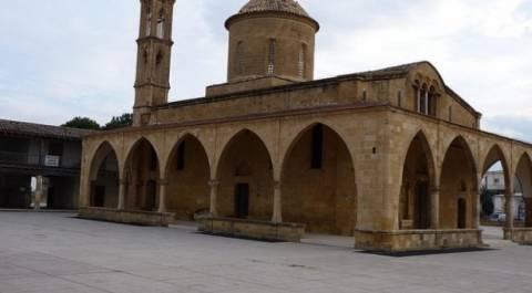 Έκκληση για συντήρηση της εκκλησίας του Αγ.Μάμα στη Μόρφου