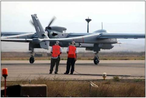 «Όχι» στους Αμερικανούς για τη νέα βάση για τα drones στη Κρήτη