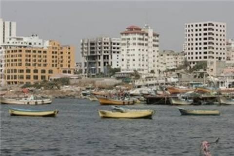 Ισραηλινά πολεμικά πλοία άνοιξαν πυρ εναντίον ψαράδων κοντά στη Ράφα