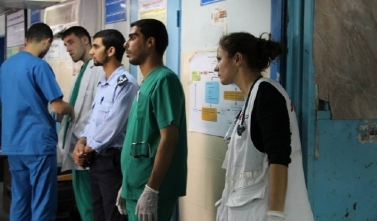 Μαρτυρία από Γάζα: «Ήμασταν εν αναμονή της κατάπαυσης του πυρός, όταν ξαφνικά ...»