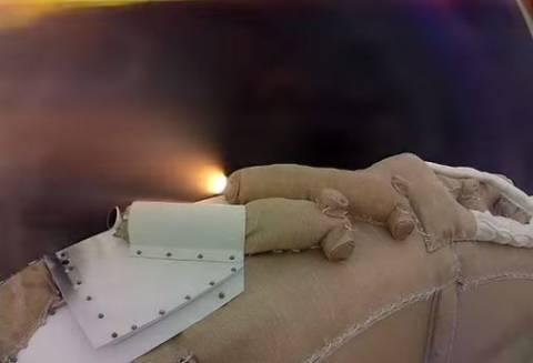 Ο «ιπτάμενος δίσκος» της NASA σε πτήση (vid)