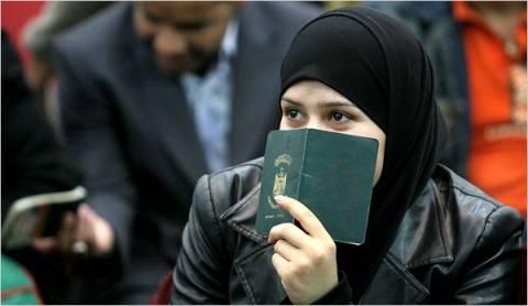 Συρία: Αποδοχή φιλοξενίας 1.000 ιρακινών οικογενειών