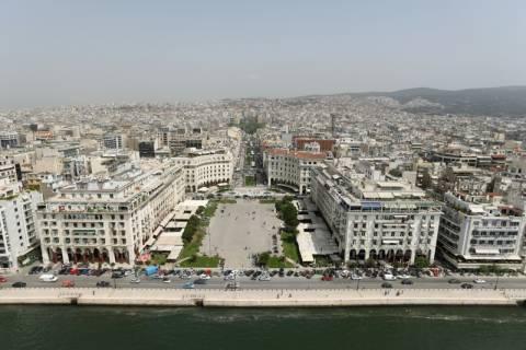 Θεσσαλονίκη: Δωρεάν πρόσβαση στο διαδίκτυο σε 16 περιοχές