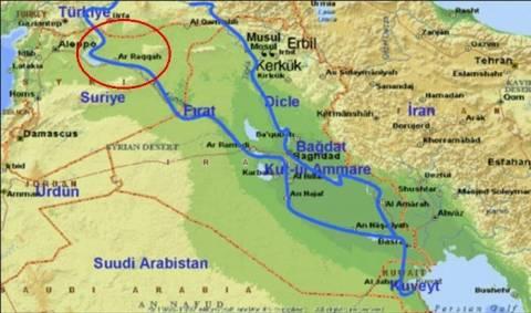Το ΙΚΙΛ απειλεί την Τουρκία με επιθέσεις  για το νερό του Ευφράτη
