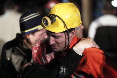 Τουρκία: Διασώθηκαν οι εννέα παγιδευμένοι ανθρακωρύχοι