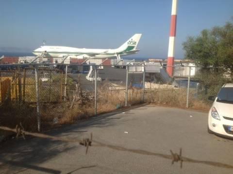 Κρήτη: Αναχώρησε ο Σαουδάραβας κροίσος Αλ Ουαλίντ μπιν Ταλάλ