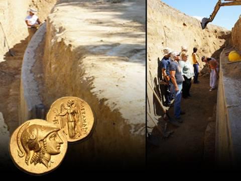 Πενήντα χρόνια στο έλεος αρχαιοκαπήλων η Αμφίπολη!