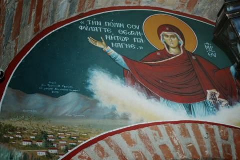 Συγκλονιστικό Θαύμα της Παναγίας στο Άγιον Όρος