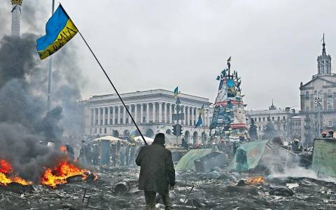 Ουκρανία: Πάνω από 2.000 οι νεκροί των μαχών από τον Απρίλιο
