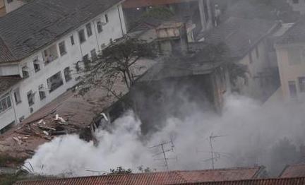 Βραζιλία: Επτά νεκροί από τη συντριβή αεροσκάφους σε σχολείο