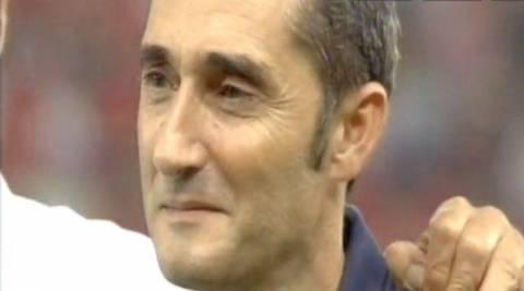 Ολυμπιακός: Τα δάκρυα του Βαλβέρδε (video)