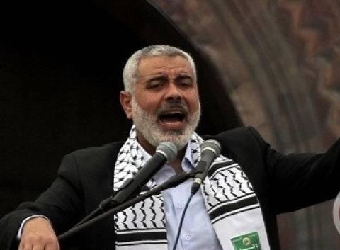 Ηγέτης Χαμάς: Μόνο έτσι μόνιμη εκεχειρία με το Ισραήλ