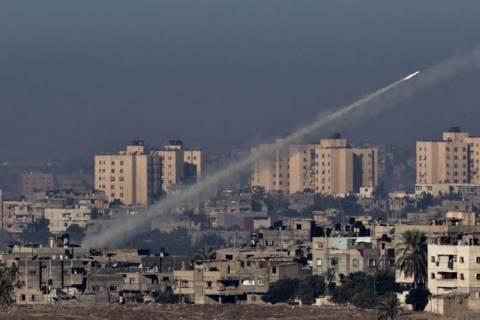Μια ρουκέτα έπληξε το νότιο Ισραήλ
