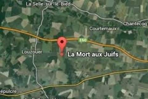 Γαλλία: Αλλαγή ονομασίας για το χωριό «θάνατος στους Εβραίους»