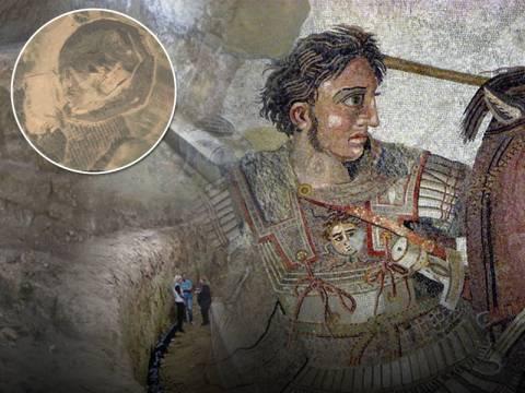 Τάφος Μεγάλου Αλεξάνδρου: Η Αμφίπολη «κρύβει» το μεγάλο μυστικό; (pics+vids)