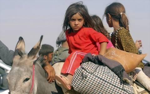 ΑΝΑΤΡΙΧΙΑΣΤΙΚΟ: Γονείς των Γιαζίντι δίνουν το αίμα τους για τα παιδιά τους!