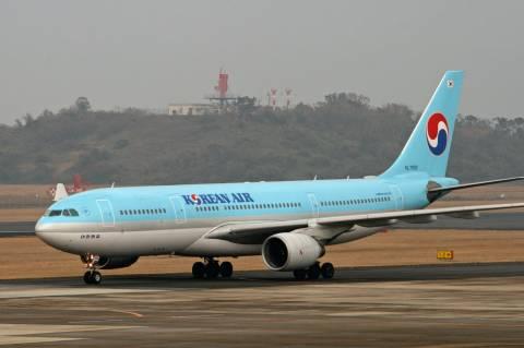 Korean Air: Διακόπτει τις πτήσεις της προς Ναϊρόμπι λόγω Έμπολα