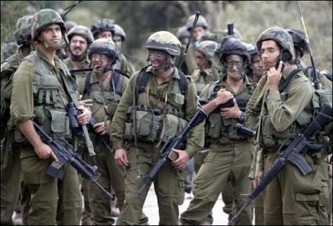 Ισραήλ: Πάνω από 600 Παλαιστίνιοι έχουν συλληφθεί τον τελευταίο μήνα