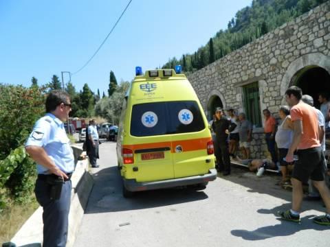 Τραγωδία στη Λευκάδα: Τρεις νεκροί σε αποστακτήριο τσίπουρου