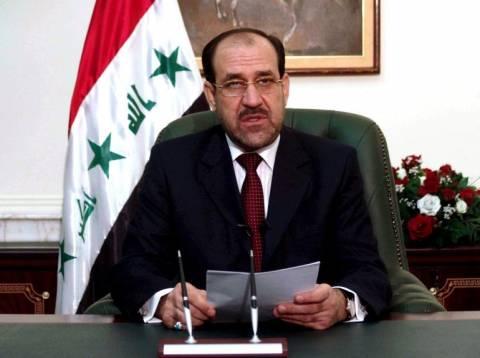 Ιράκ: Ο αλ-Μαλίκι ανακοίνωσε ότι αποσύρεται από τη διεκδίκηση της πρωθυπουργίας