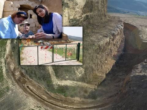 Αμφίπολη: Αυτό είναι το σχέδιο - Έτσι θα μπουν οι αρχαιολόγοι στον τάφο