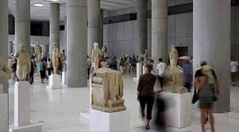 Αυξήθηκαν οι επισκέπτες των μουσείων τον Μάρτιο του 2014