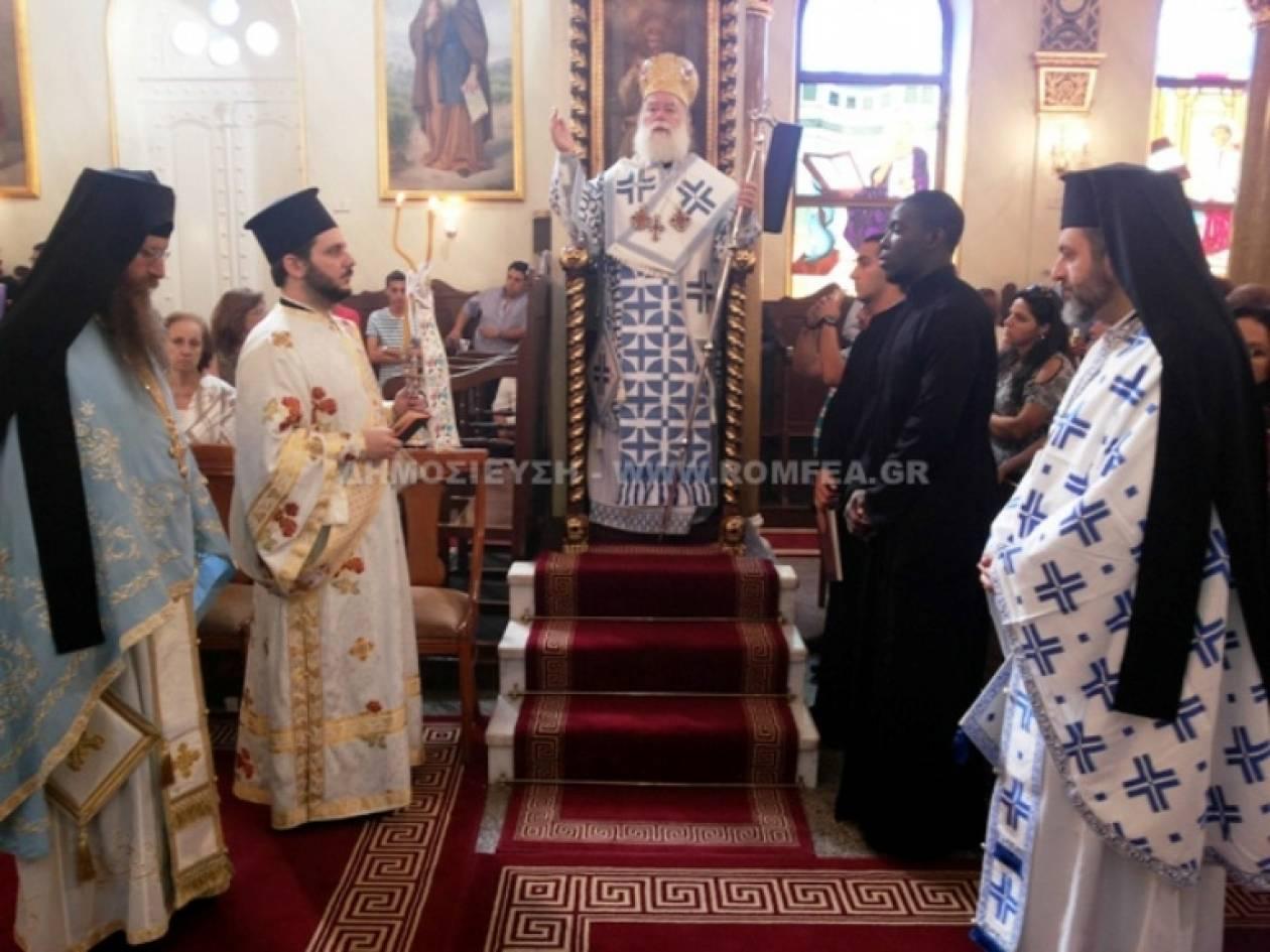 Πατριάρχης Αλεξανδρείας: Προσεύχομαι να σταματήσουν οι πόλεμοι