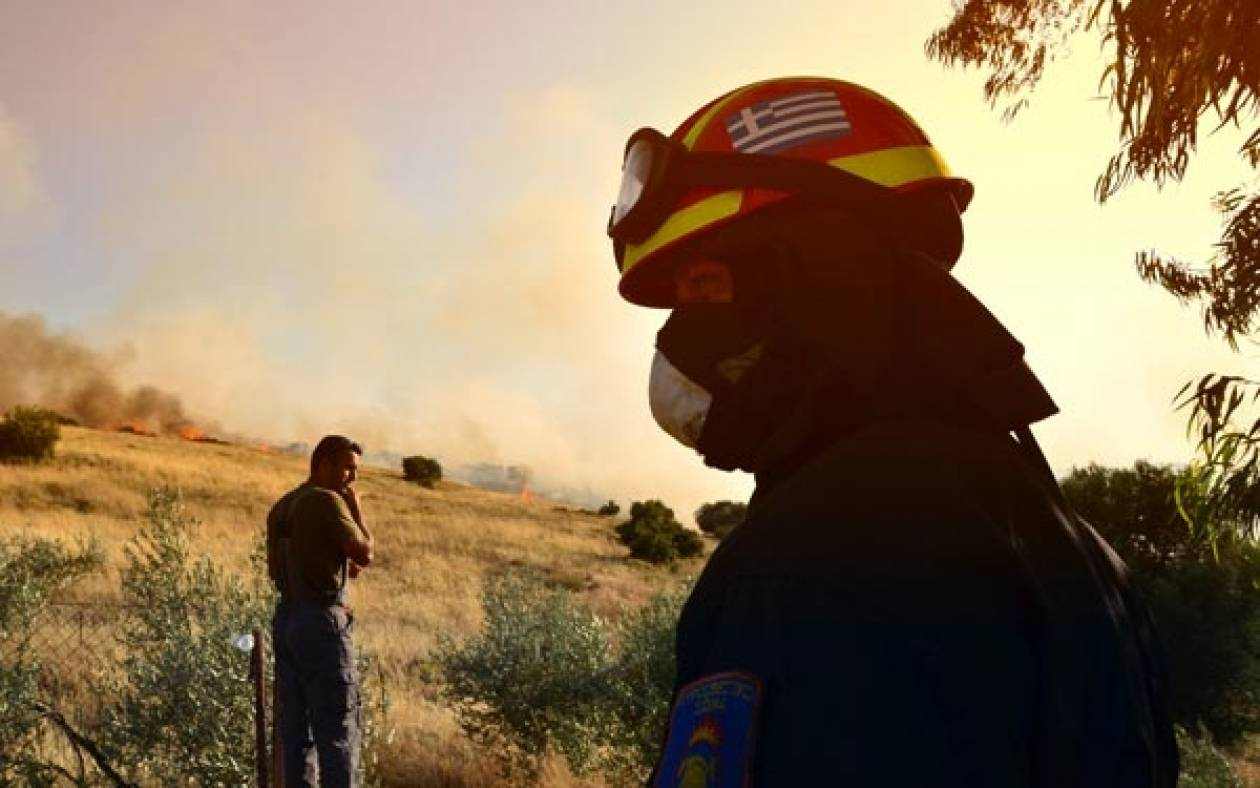 Κόκκινος συναγερμός σε όλη τη χώρα – Υψηλός κίνδυνος πυρκαγιάς