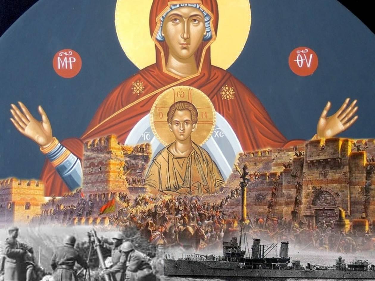 Αυτά είναι τα θαύματα της Παναγίας στην ιστορία του Ελληνισμού! - Newsbomb  - Ειδησεις - News