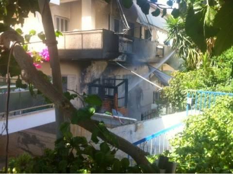 Κρήτη: «Φούντωσαν» τα κάρβουνα και κλήθηκε η Πυροσβεστική