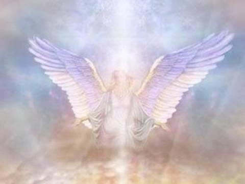 Αγγελική μορφή καταγράφηκε σε κάμερα (pic)