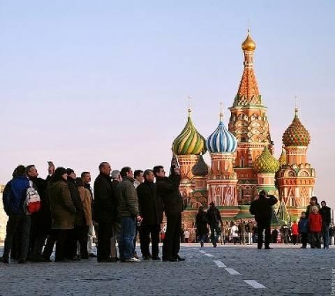 Россия вошла в число самых посещаемых стран мира