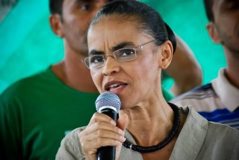 Βραζιλία: H Σίλβα θα είναι αντίπαλος της Ρούσεφ στις προεδρικές εκλογές