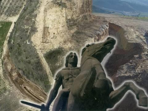 Αμφίπολη: Έχει βάση το σενάριο για τον τάφο του Μεγάλου Αλεξάνδρου;