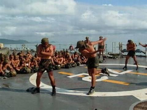 Εκπαίδευση επίλεκτων μονάδων του Βασιλικού Ταϋλανδικού Ναυτικού (pics)