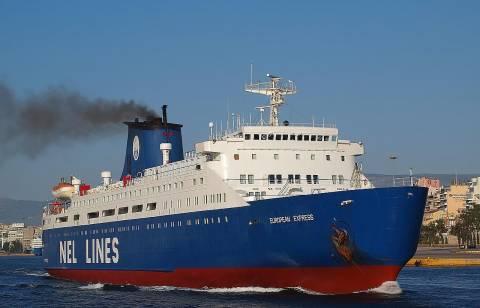 Πρόβλημα για το European Εxpress – Ταλαιπωρία για 700 επιβάτες