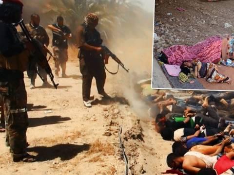 Τζιχαντιστές:«Ασπαστείτε το Ισλάμ ή θάνατος!» - Απίστευτες βαρβαρότητες