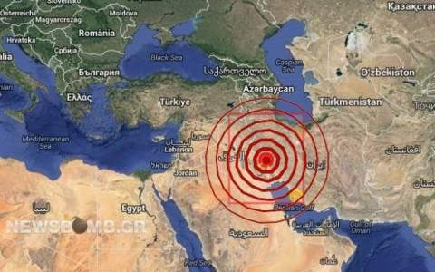 Ιράν: Πολλοί τραυματίες και σοβαρές ζημιές από τον ισχυρό σεισμό