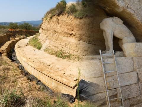 Αμφίπολη: Μία ανάσα από τη μεγάλη αποκάλυψη-Ξεκινούν οι ανασκαφές