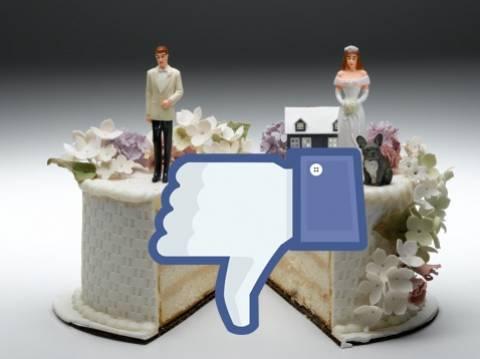 Έπαθε σοκ όταν ανακάλυψε στο Facebook ότι ο σύζυγός της ήταν...