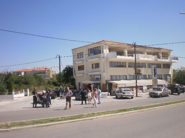 Εισβολή ενόπλου στα γραφεία του Οργανισμού Αποζημιώσεων Κοζάνης