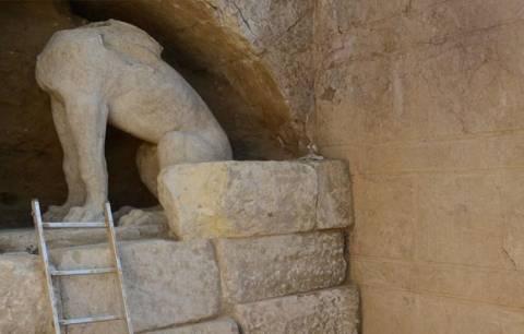 «Οι Σφίγγες της Αρχαίας Αμφίπολης είναι τυπωμένες σε πανάρχαια νομίσματα»