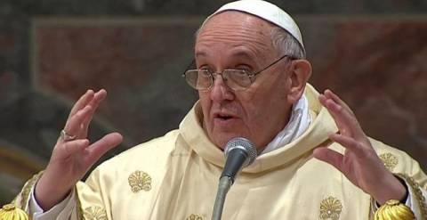 Ο πάπας Φραγκίσκος θα στηρίξει ψυχολογικά τους εκτοπισμένους του Ιράκ