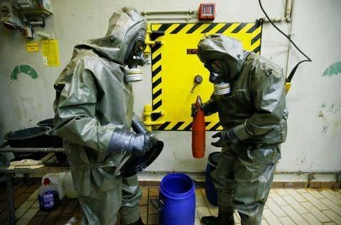 ΗΠΑ: Ολοκληρώθηκε η καταστροφή των χημικών της Συρίας