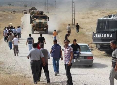 Τουρκία: Νεκρός διαδηλωτής κατά την απομάκρυνση αγάλματος