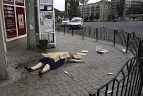 Армия Украины целенаправленно уничтожает население страны