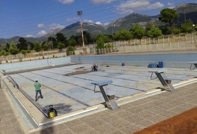 Καθαρίζουν το Ολυμπιακό Χωριό μετά το διεθνές ρεζιλίκι (pics)
