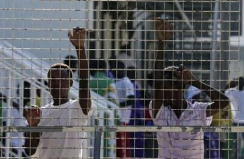 Δράμα: Σε απεργία πείνας οι κρατούμενοι στο Κέντρο Κράτησης Μεταναστών Παρανεστίου