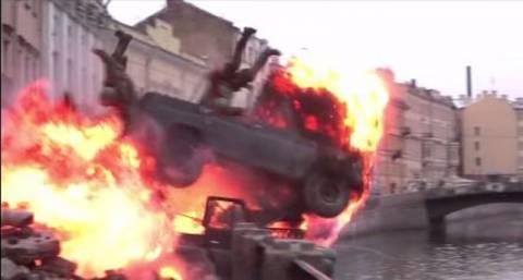Τα δέκα κορυφαία stunts στον κινηματογράφο (video)